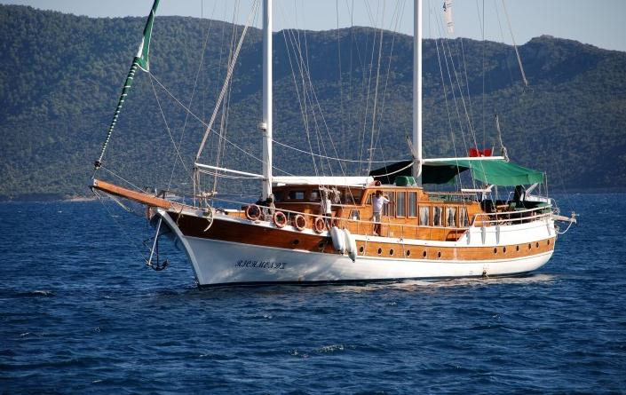 Bodrum - South Dodecanese - Bodrum With Richmond IV